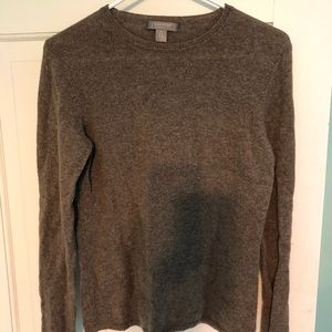 100% cashmere sweater! size small